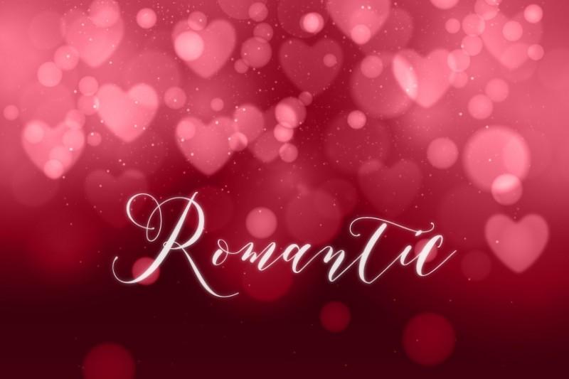 Romantic Program