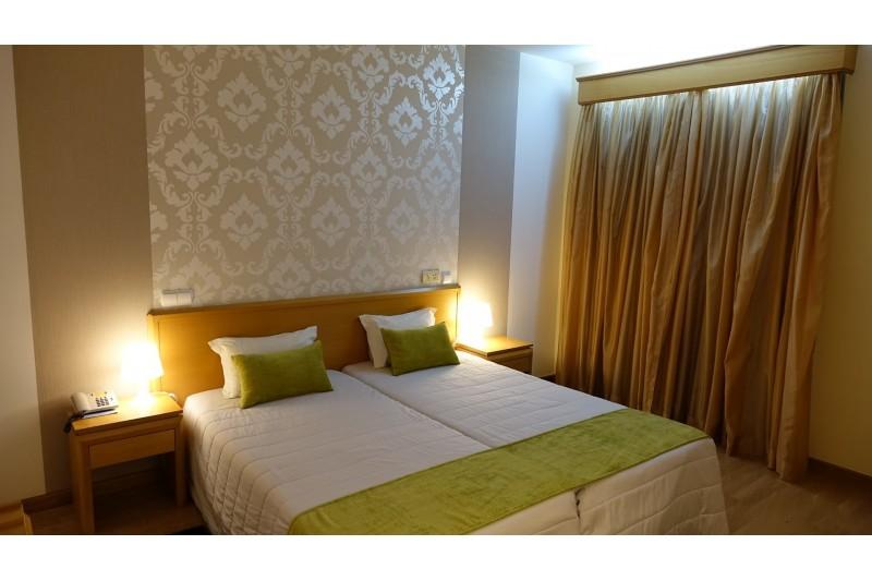 Hotel Eurosol Alcanena - TWIN com ocupação individual