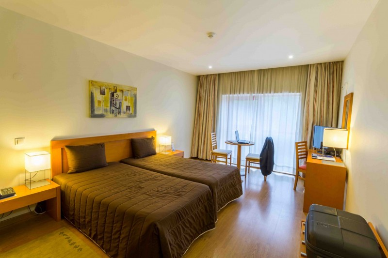 Eurosol Residence Hotel Apartamento - T0 (1 pessoa)