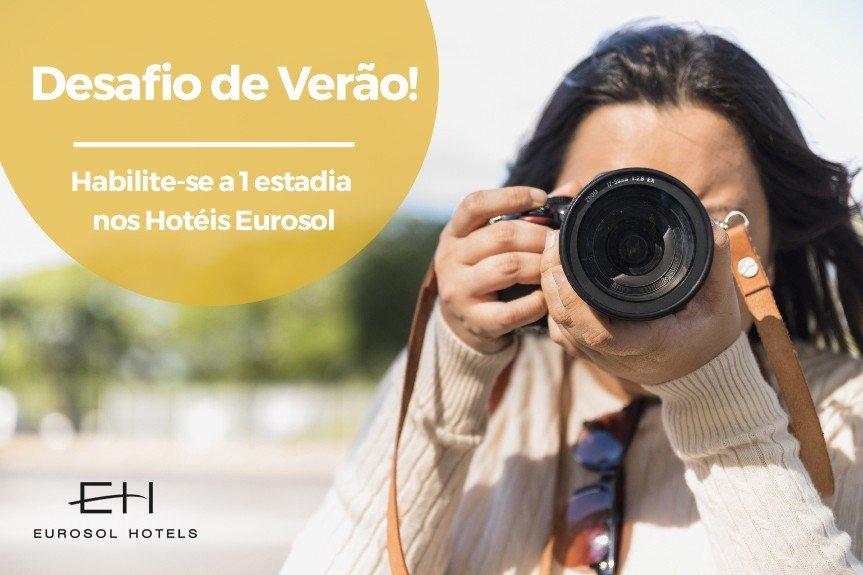 Desafio Dia Mundial da Fotografia _ Hotéis Eurosol