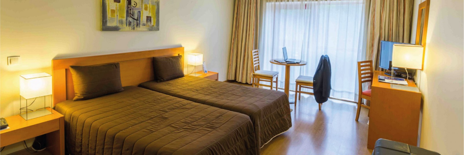 Eurosol Residence Apartment Hotel - Twin (T0)