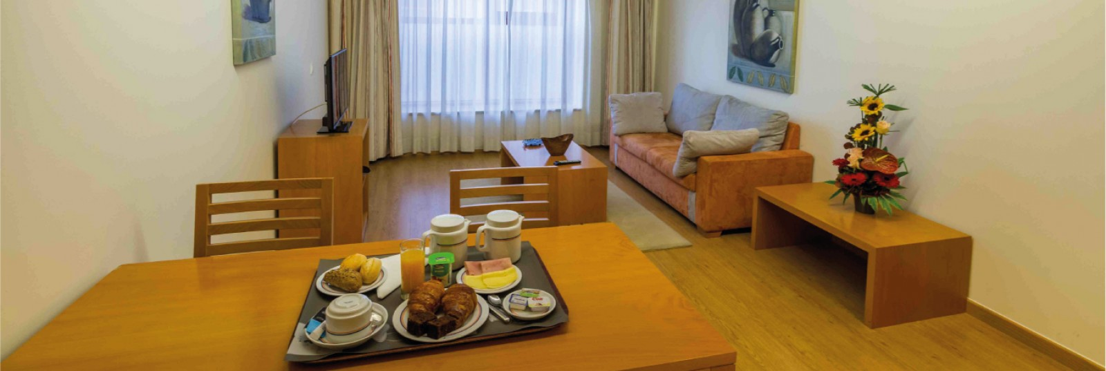 Eurosol Residence Hotel Apartamento - Sala T1