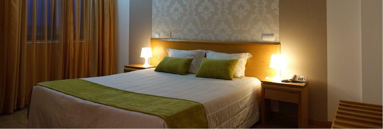Hotel Eurosol Alcanena - quarto duplo