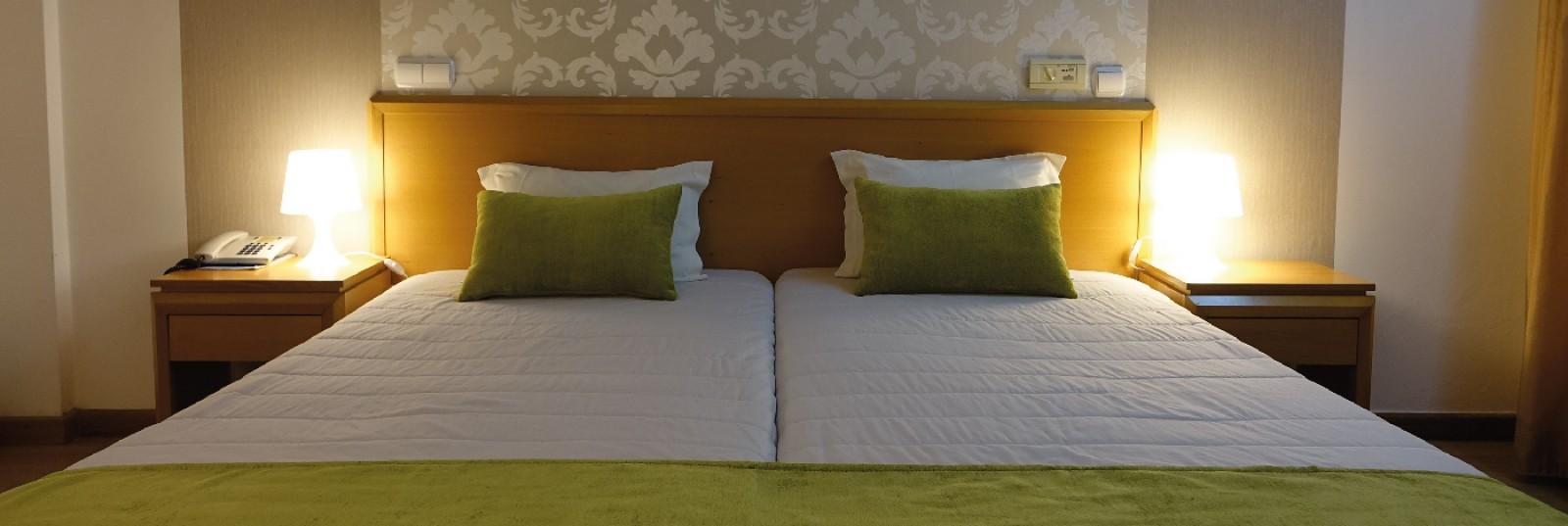 Hotel Eurosol Alcanena - quarto twin