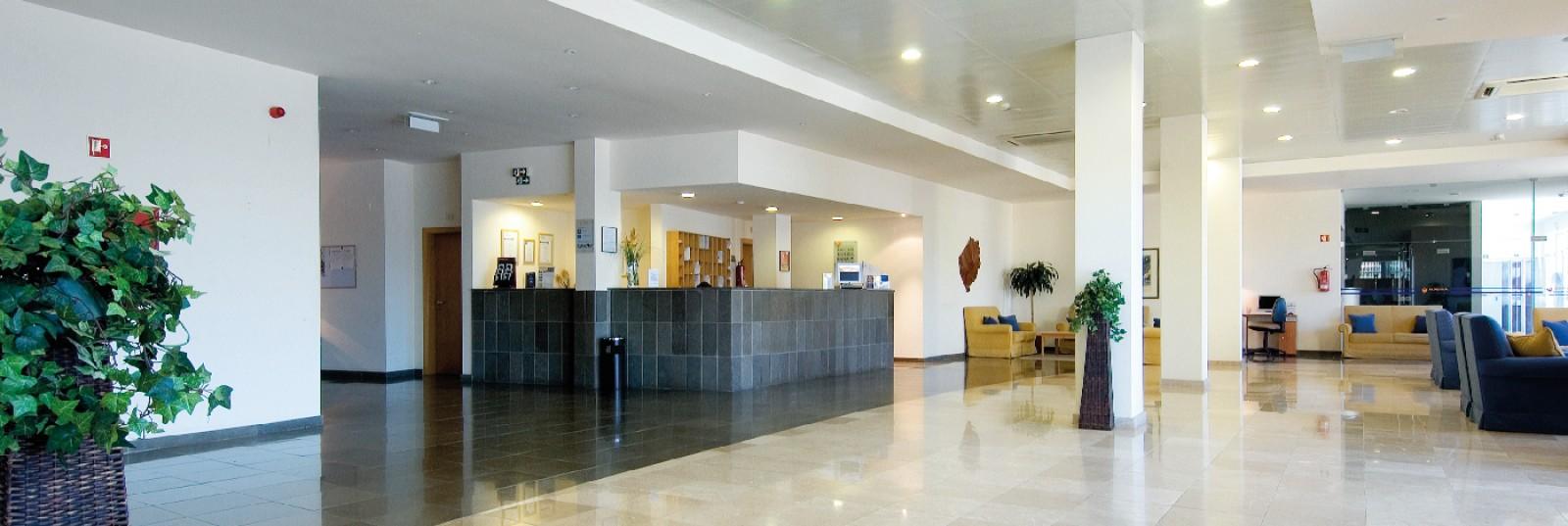Hotel Eurosol Alcanena - Recepción
