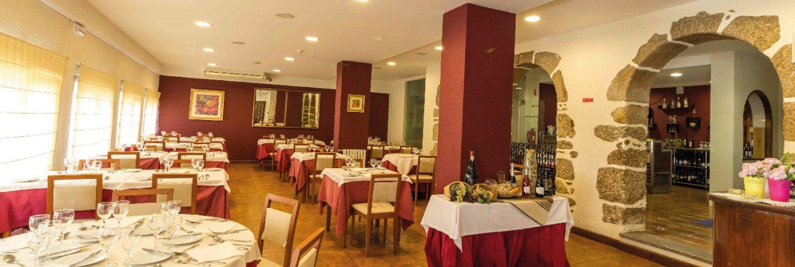 Hotel Eurosol Gouveia - restaurante