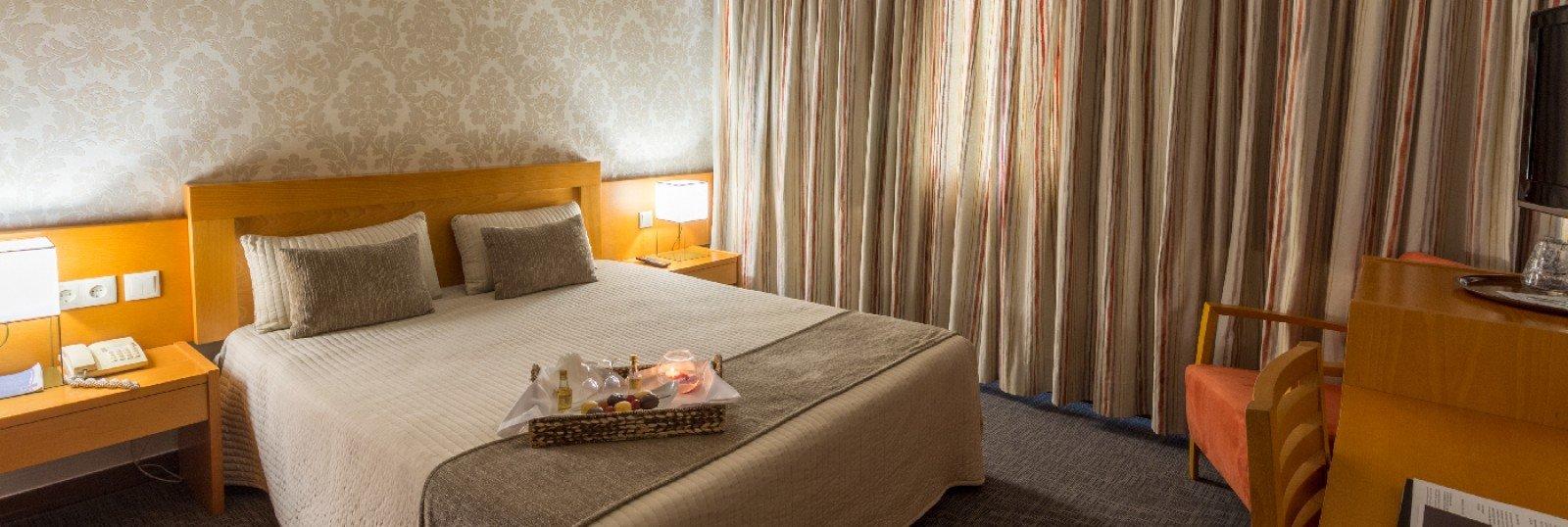 Hotel Eurosol Leiria habitación doble