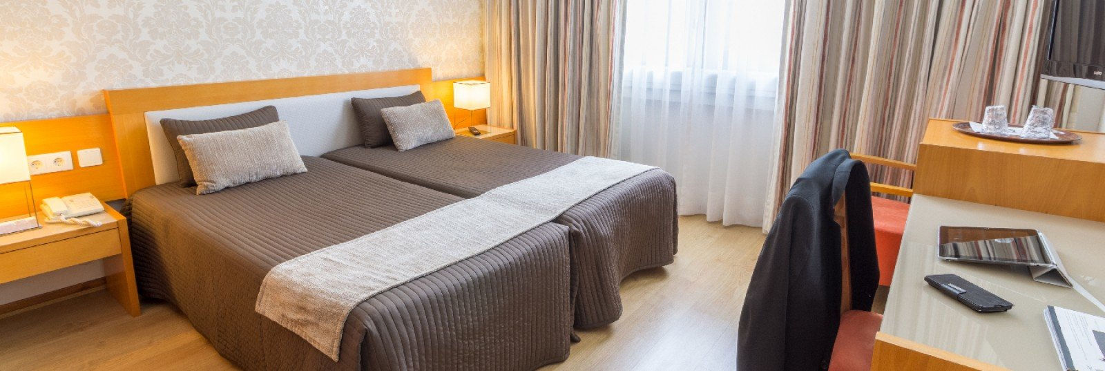 Hotel Eurosol Leiria - Quarto Twin