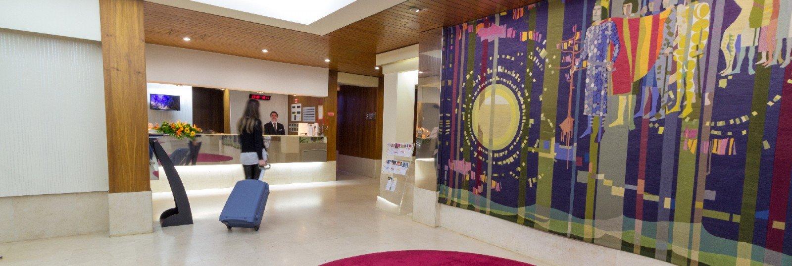 Hotel Eurosol Leiria - Receção