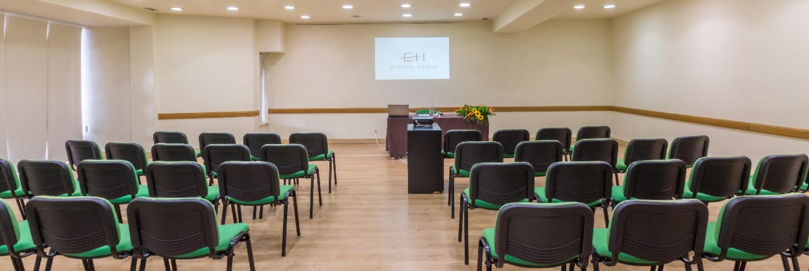 Hotel Eurosol Leiria sala de reuniones