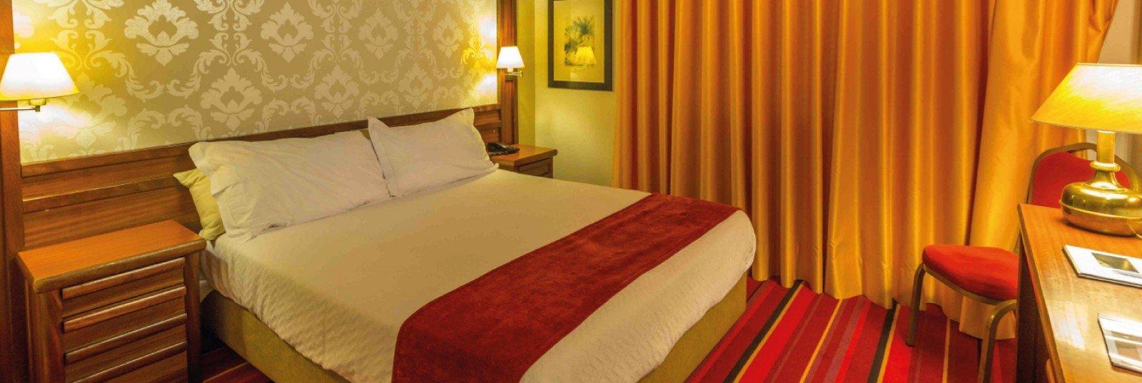 Hotel Eurosol Seia Camelo - double superior room