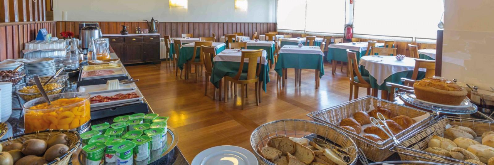 Hotel Eurosol Seia Camelo - pequeno-almoço