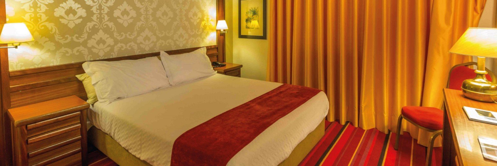 Hotel Eurosol Seia Camelo - quarto duplo superior