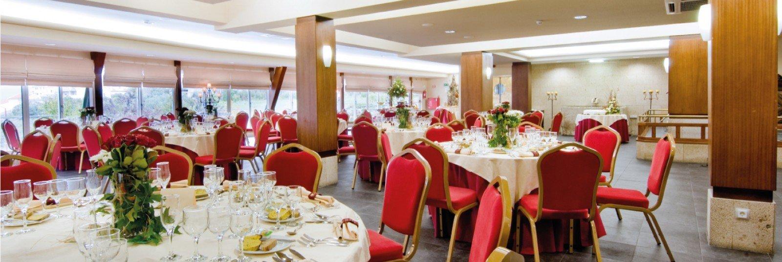 Hotel Eurosol Seia Camelo - sala de banquetes