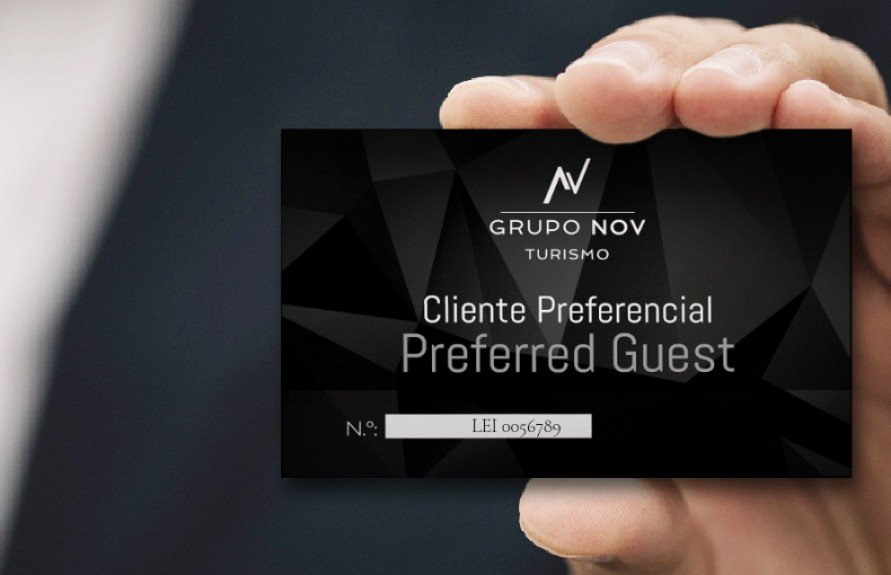 Preferred guest card Eurosol Hotels